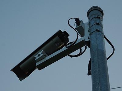 Камеры военных будут выписывать штрафы водителям