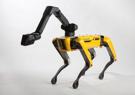 Boston Dynamics начнет массовое производство роботов SpotMini этим летом