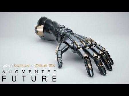 Компания Open Bionics предлагает бионические протезы киборгов и известных героев