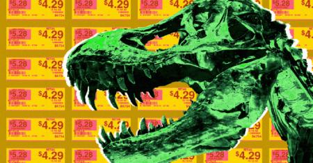 Кто-то пытается продать тираннозавра на eBay. Палеонтологи негодуют