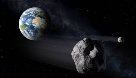 В 2029 году астрономы изучат опасный для Земли астероид на близком расстоянии