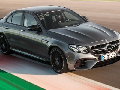 Mercedes-AMG полностью переходит на полный привод