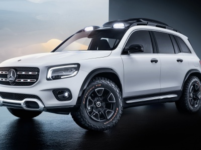 Mercedes-Benz представил наследника легендарного GLK
