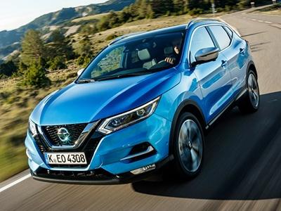 Nissan объявил старт продаж обновленного Qashqai