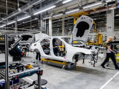 Новый завод Mercedes в Подмосковье могут расширить ещё на 100 га