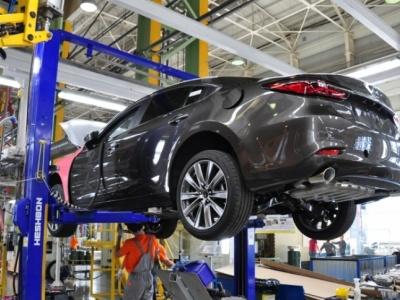 Перспективы Mazda в России растворяются в тумане