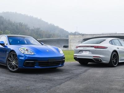Porsche превратит Panamera в купе и кабриолет