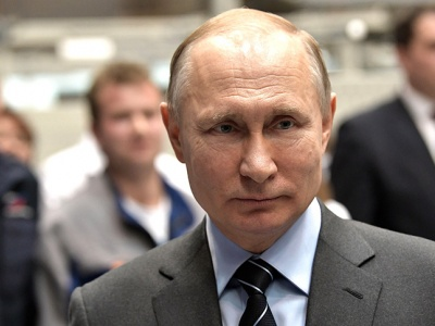 Путин пообещал главе Volkswagen дальнейшую поддержку в России