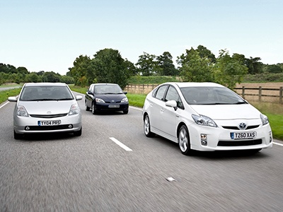 Toyota нашла способ спасти гибридные автомобили