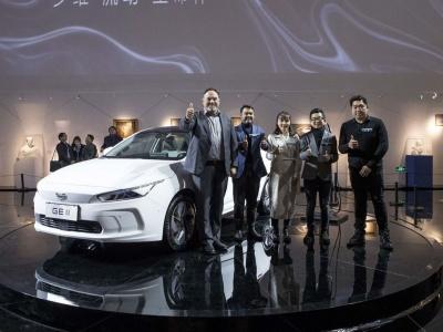 В борьбу с Tesla вступает китайская Geometry