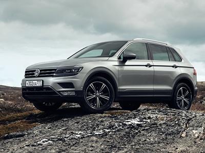 Volkswagen вернул в Россию дизельный Tiguan и поднял цену