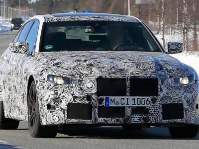 BMW M3 переведут на полный привод