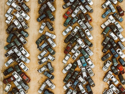 Китай придумал, как избавиться от подержанных автомобилей