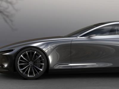 Mazda метит в премиум: рядные «шестёрки» и задний привод уже на подходе