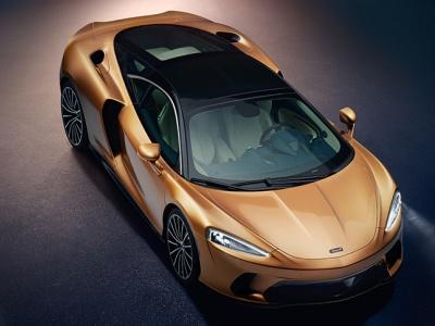 McLaren представил первый суперкар для путешествий