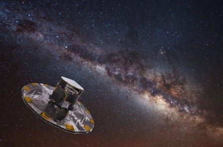 Изучая звезды, космический телескоп Gaia обнаружил три неизвестных астероида