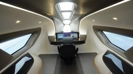 Китай строит пассажирский экспресс, который будет ездить со скоростью 600 км/ч