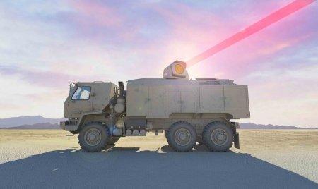 Lockheed Martin и Rolls-Royce создадут первый 100-киловаттный боевой лазер