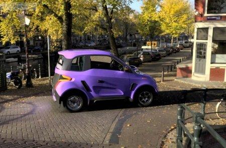Российский электромобиль от Zetta будет стоить 450 000 рублей. Как тебе такое?