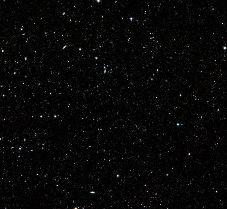 Телескоп «Хаббл» показал 265 000 галактик на одном снимке. Каждую можно рассмотреть в деталях