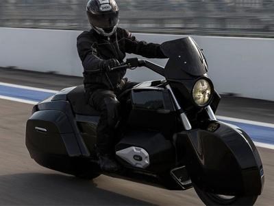 Мотоцикл «Аурус» уже проходит заводские испытания