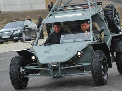 Новейший российский военный багги будут собирать в Белоруссии