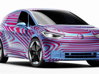 Volkswagen рассекретил ценники и версии электрокара ID.3