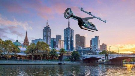 Как будут выглядеть воздушные порты для летающих такси от Uber