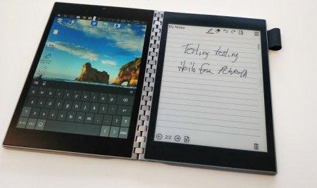 Microsoft допустила первую утечку о секретном планшете Centaurus