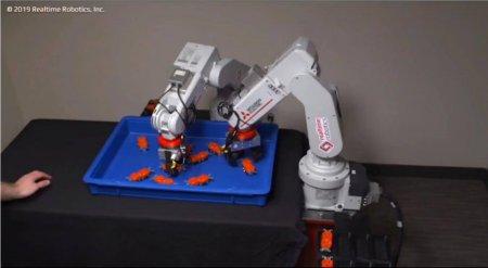 Новый чип научит роботов предвидеть движения