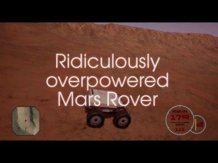 Новый симулятор Opportunity позволит исследовать Марс в виртуальной реальности