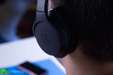 Audio-Technica ATH-ANC900BT: наушники с активным шумоподавлением, которые вы захотите послушать