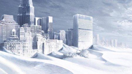 Ученые: к 2030 году человечество ждет малый ледниковый период