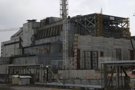 Старый саркофаг Чернобыльской АЭС разберут к концу 2023 года