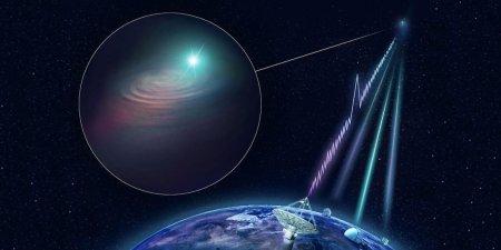Гигантский радиотелескоп в Китае поймал повторяющийся сигнал из глубин космоса