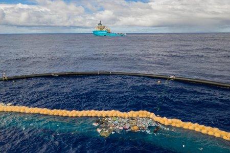 Масштабный проект по очистке океана от пластикового муосора возобновил свою работу