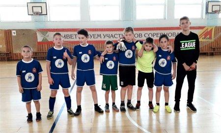 Подведены итоги второго тура Первенства городского округа Серебряные Пруды по мини-футболу