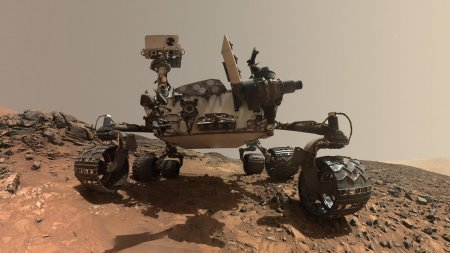 Curiosity зафиксировал рост концентрации кислорода на Марсе