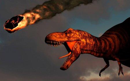 65 миллионов лет назад атмосфера Земли была загрязнена ртутью