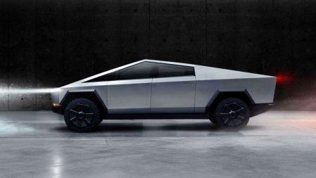 Дизайнеры нарисовали свои варианты пикапа Tesla. Какой из них вам нравится больше?