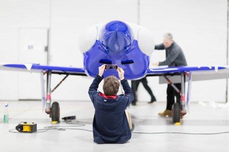 Rolls-Royce собрала самый быстрый электрический самолет в мире