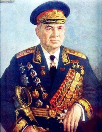 Мероприятия, посвященные 120-й годовщине со дня рождения В.И. Чуйкова