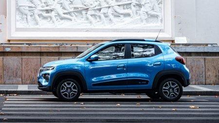 Dacia выпустит бюджетный электрокар