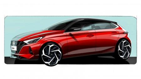 Skoda показала экстерьер новой Octavia RS iV