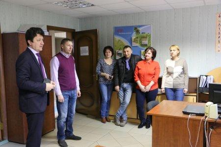 Глава округа провел рабочую встречу с коллективом ООО