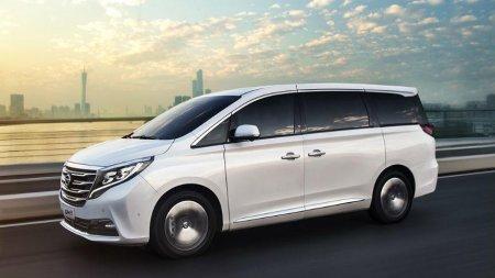 Конкурент Toyota Alphard сертифицирован в РФ