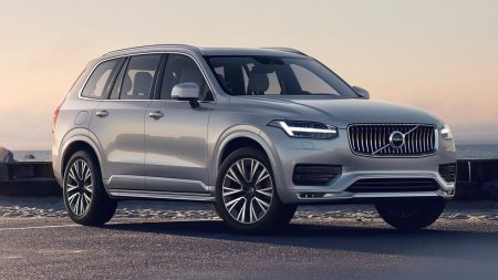 Volvo расширила базовую версию XC90 и назвала цены