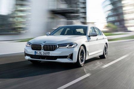 BMW раскрыл все цены на новые 5 Series и 6 Series GT для россиян