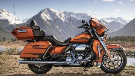 Мотоциклы Harley-Davidson перестанут падать