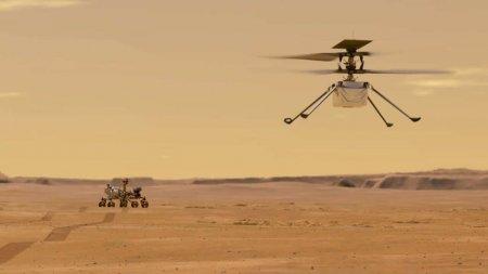 Чем займется марсоход Perseverance и как он будет добывать кислород на Марсе